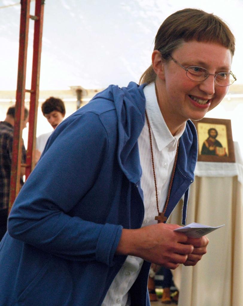 Zuster Myriam